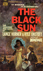 Novel-The-Black-Sun-by-Lance-Horner (Count_Strad) Tags: softcover novel history slavery