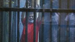 Mursi'nin idam karar bozuldu (daykancom) Tags: mursi