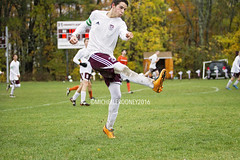 IMG_3817eFB (Kiwibrit - *Michelle*) Tags: soccer varsity boys high school game team monmouth mustangs nya north yarmouth academy maine 102916