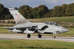 (scobie56) Tags: panavia tornado gr4 za602 f freddie xv 15 reserve squadron raf royal air force lossiemouth moray scotland