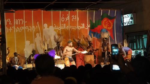 Celebrations in Asmara for Eritrea's 25 anaversery