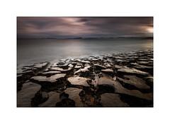 Dystopia (johnkaysleftleg) Tags: jigsawrocks lownewton northumberland northumberlandcoast seascape northeast england canon760d sigma1020mmf456exdchsm nd3 10stopfilter ndhardgrad06