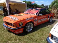 BMW 6er E24 (911gt2rs) Tags: event meeting show youngtimer coupe motorsport tourenwagen racing bimmer jägermeister orange 635 csi m635 633 cs