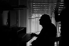silhouete (Athina Tra.) Tags: silhouete