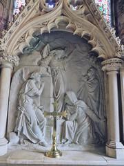 Preston Rutland (jmc4 - Church Explorer) Tags: preston church rutland carving reredos