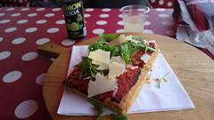 Italian pizza (hugovk) Tags: hvk cameraphone uploaded:by=email italianpizza italian pizza exif:exposure=1146 exif:flash=offdidnotfire exif:aperture=24 meta:exif=1479445288 camera:model=808pureview exif:isospeed=64 camera:make=nokia exif:orientation=horizontalnormal exif:exposurebias=0 exif:focallength=80mm nokia 808 pureview carlzeiss nokia808pureview hugovk september autumn syksy 2016