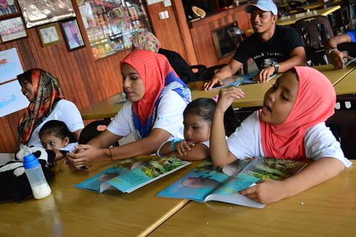 English Teaching & Dugong Education Session