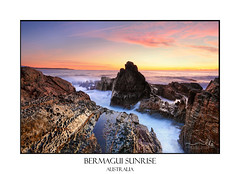Bermagui Coast (sugarbellaleah) Tags: bermagui coast coastline sky waer inlet rocks geology channel erosion weathered ocean clouds seascape seaside texture beautiful dangerous scenic scenery australia nsw