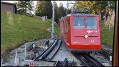 Cogwheel Railway (Pilatus Bahnen) to Pilatus Mountain in Switzerland... 🇨🇭 (Shobana Shanthakumar) Tags: swisspeople swisstravel swisstrain swissmountains swissberg swissbeauty berg mountain alpsmountain pilatusmountain pilatuskulm switzerland schweiz suisse summer wallpaperdesktopsummerdes naturebackground nature swissnature europe beautiful zürich zurich cogwheelrailway sbb swissrailway