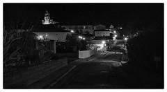 goodnight Bouloc (Alaric31620) Tags: nokia lumia 400iso bouloc 31620 bight nuit landscape blackwhite bw noirblanc paysage urbain street rue soir
