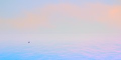 1 (zakchalmers) Tags: canon eos t2i 1 sky water sea ocean horizon together