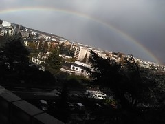 *** Vos photos *** (FontenaySousBois) Tags: fontenay fontenaysousbois regionparisienne valdemarne iledefrance 94 94120 france paris banlieue valdefontenay arcenciel outside rainbow