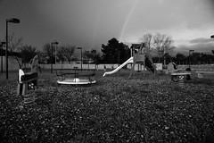 untitled (Lino Petito) Tags: giostrine blackandwhite biancoenero nikond610 rainbow arcobaleno merrygoround carousel torrechianca salento