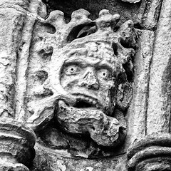 Green Man (cjgoddard1952) Tags: rosslyn chapel greenman