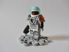 Random figs: Lt. bates (Marley Mac) Tags: lego minifig fig minifigure mini figure marleymac scifi space