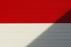 Shadow on red and white wall (Jan van der Wolf) Tags: map163150v wall muur lines interplayoflines geometric geometry building architecture architectuur gebouw lijnen shadow schaduw red redandwhite rood roodenwit redrule white abstract