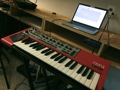 Orlando-Synth-Meetup-Dec201619 (MacRutan) Tags: orlando synthesizer factur modular