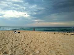 just got here with Thunderstorms lol  #beach #sydney #bondibeach #ocean #view (creatorsin89) Tags: ocean bondibeach view sydney beach