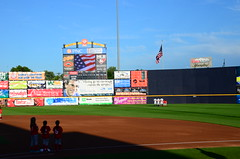 National Anthem (slgckgc) Tags: waterfrontpark trentonthunder