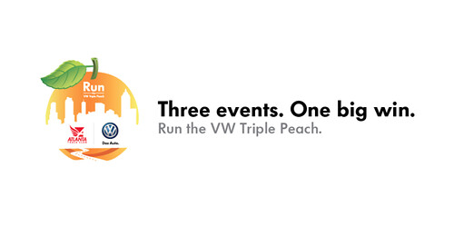 Run the VW Triple Peach