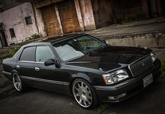 1995_Toyota_Crown_Majesta-120 () Tags: japan hachinohe toyota  crown 1995 crownmajesta  majesta