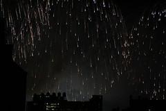 Fireworks in West Village