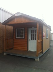 Weekender Ranch w/Porch (TUFF SHED) Tags: pro ranch weekender residential door porch lap siding