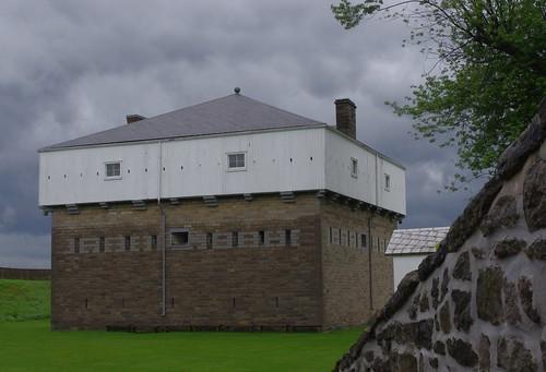 Fort Wellington, Prescott, Ontario
