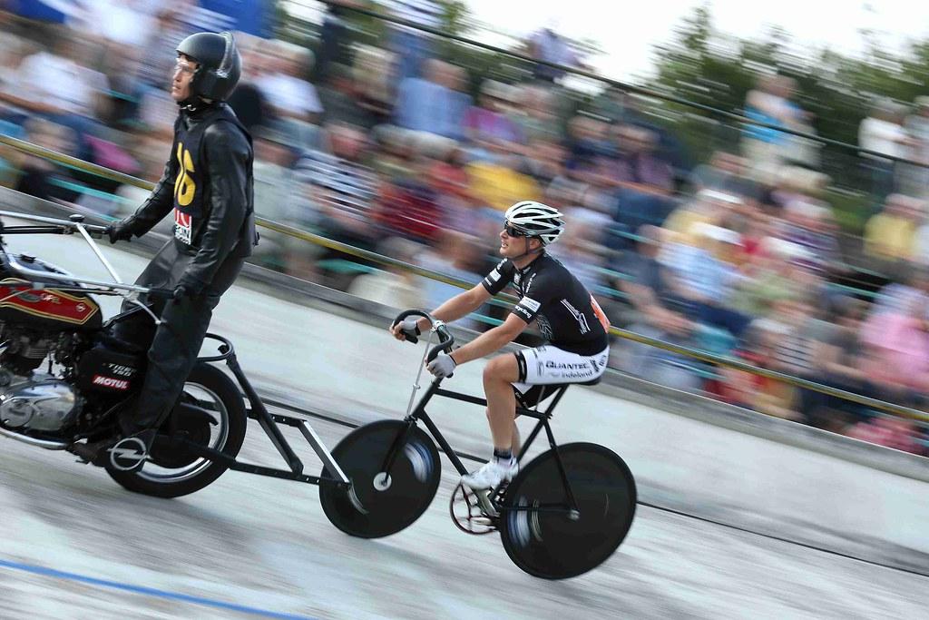 Radsport / Steher-DM 2013