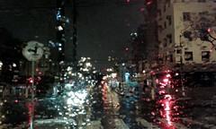 (evaldoprestes) Tags: rain night chuva noite chapeco flickrandroidapp:filter=none