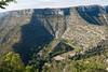 France, Gard, Blandas, cirque de Navacelles, gorges de la Vis