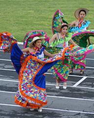 (Mac1968) Tags: ballet aniversario del mexicana mexico lago chica danza centro cel escolar sombrero ac baile misa mexicanas solemne faldas jubilar 50 folklrico