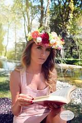 (Sebnem Orhun Photography) Tags: summer portrait blur flower love colors fashion photography moda dream istanbul crown portre fotoraf flowercrown fotoraflk dreamblur sebnemorhun sebnemorhunphotography