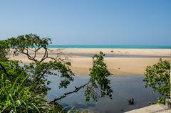Alagoas (Estrada Macei - Paripueira) (Flaney Gonzallez) Tags: trip sea verde praia nature azul mar natureza places vero litoral ferias norte maceio mar nordeste