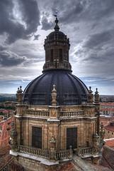 Torre de la Clerecía (Francisco Esteve Herrero) Tags: salamanca hdr 2013 slicesoftime franciscoesteveherrero torredelaclerecía