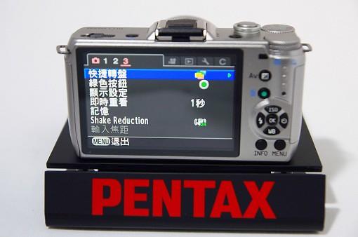 再開一次箱的Pentax Q10