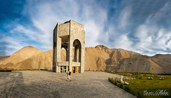 Tomb (Nazir Ekhlass) Tags: sky panorama cloud afghanistan grave canon dead freedom war fighter russia ngc tomb can afghan nik flicker gettyimages mujahideen flickraward theunforgettablepictures nikonflickraward afghanlens nazirekhlass pansjher