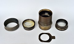Hermagis Extra Rapide n5 (s/n 89664) (heritagefutures) Tags: camera wood portrait paris japan studio lens tokyo antique stop brass extra waterhouse argentique objectif rapide laiton n5 shitaya hamashima hermagis takecho