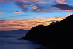 DSC_0207 (Izaskun G. Obieta) Tags: sunset sky sun sunshine sunrise darkness brightness