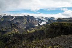 (giuli@) Tags: mountains digital montagne trekking landscape iceland highlands hiking glacier paesaggio rsmrk ghiacciaio islanda fimmvruhls giuliarossaphoto noawardsplease fujinonxf18mmf2r fujifilmxe1 rsmrkskgar