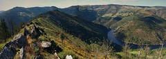 A orillas del Navia: Illano y San Esteban de los Buitres. (Geli-L) Tags: asturias bustelo illano ríonavia sanestebandelosbuitres lantero cousodellobo