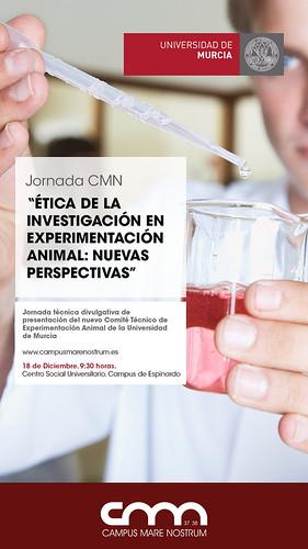 Jornada Técnica Divulgativa 'Ética de la Investigación en la Experimentación Animal: Nuevas Perspect