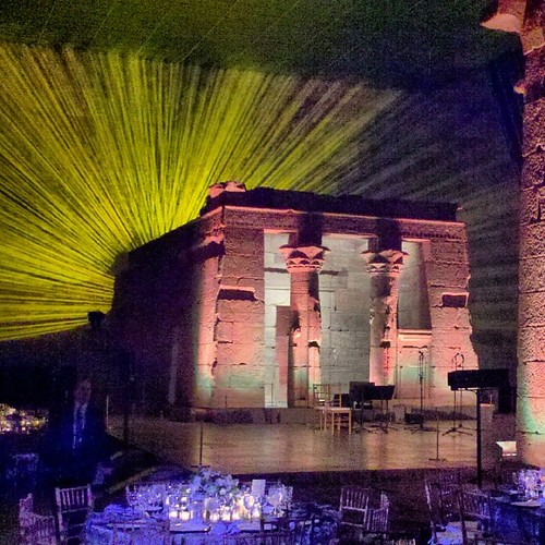 Amazing dinner at The Metropolitan Museum of Art for BASF corporation. #PartyNYC
