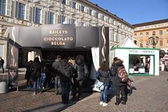DSC_0461 (Federico Gottero) Tags: torino piazzasancarlo 2013 cioccolat