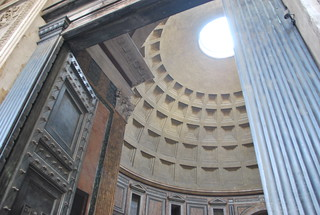 to the Pantheon