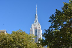 Empire State B. - New York (Mauro JR Silva) Tags: new york usa building state empire