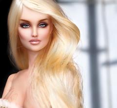 Kingdom Doll's Novantae (kingdomdoll) Tags: b beauty fashion doll kingdom blond bjd fdq novantae fashiondollquarterly kingdomdoll