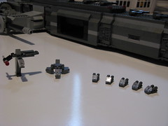 MicroSHIPs (ExclusivelyPlastic) Tags: big cool ship lego space spaceship