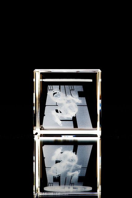 《骷髏13》45周年紀念人偶 & CUBIC THEATER