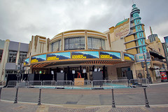 Entertainment, Chasing Mavericks at the Pacific Grove Theatre, Marquee